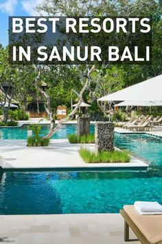 Looking for Sanur accommodation and the Best Resorts in Sanur Bali? Check out some of the best Sanur resorts here. Sanur Bali, Ubud, Best Resorts, Hotels And Resorts, Fairmont Sanur, Bali Accommodation, Bali Resort, Bali Travel, Beach Hotels