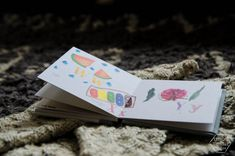 Watercolor ABC Book (and Painting Party) for Baby! - Lemon Thistle