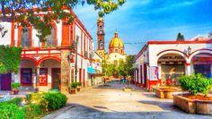 Jiquilpan Michoacan pueblo magico.