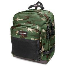 Backpack camtooth Eastpak Ultimate. Shop now from http://samdamretail.be/en/backpack-camtooth-eastpak-ultimate.html #backpack #print #school