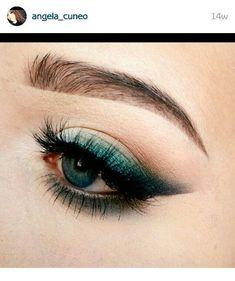 How To Create A Perfect Cut Crease – Makeup Mastery Eye Makeup Art, Eye Makeup Tips, Makeup Goals, Makeup Inspo, Makeup Inspiration, Beauty Makeup, Hair Makeup, Sexy Makeup, Makeup Style