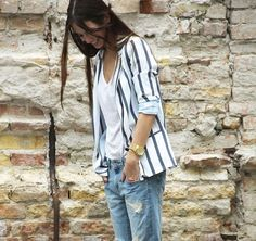 For The Love Of Nautical Stripes