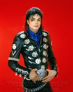 Michael Jackson Sam Emerson Photoshoot 1987