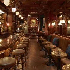 I know many of you will be visiting New York for the holidays so make sure you add The Polo Bar at Ralph Lauren to your must visit list. It doesn't open until next week but if it's anything like the Ralph Lauren restaurants in Chicago and Paris, it will be a hit. The New York […]