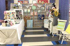 CREATE STUDIO: ::Craft Show Mini Series:: Designing Your Booth