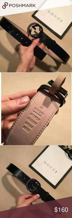 100% authentic men Gucci belt Size 34-36 Gucci Accessories Belts