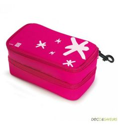 Lunch box isotherme  http://www.deco-et-saveurs.com/912-lunch-box-isotherme-iris-double-rose.html