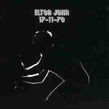 Elton John - 11-17-70 (1971)