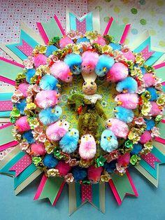 Easter Wreath!