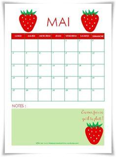 planning mai 2015