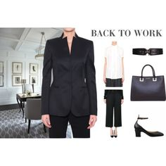 """BACK TO WORK"" by lindelepalais on Polyvore"