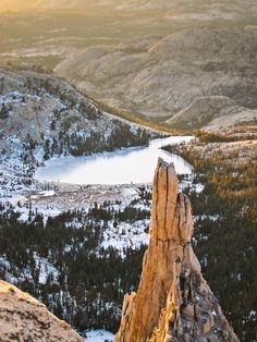Yosemite's Eichorn Pinnacle | California (by brothergrimm)