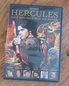 Hercules (DVD, 2005) Paul Telfer Elizabeth Perkins, Sean Astin, Timothy Dalton