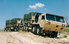 Oshkosh Military Trucks | Oshkosh PLS