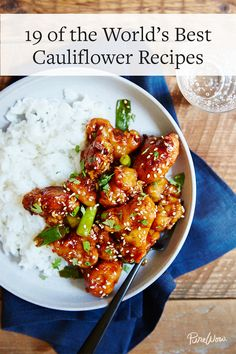 Stock up at the grocery store. Cauliflower is about to rule your kitchen. via @PureWow