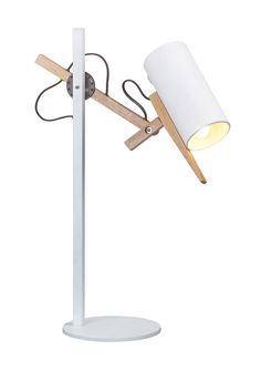 Mandal White Table Lamp   HauteLook