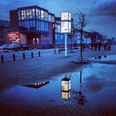 reflections II #rostock #winter #rainydays #reflections #ig_germany #mecklenburg #perspective #ig_deutschland #instagood #january  (hier: St...