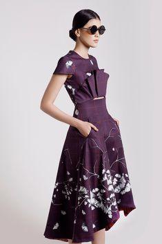 Interview with fashion designer Johanna ortiz.
