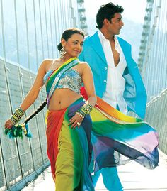 Bunty Aur Babli was the first movie I saw Rani in and fell in love with her style and dancing - this movie was crazy fun!