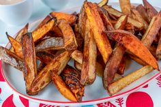 Get Beer-Battered Fries Recipe from Food Network Recipes Using Fruit, Veggie Recipes, Potato Recipes, Lunch Recipes, Healthy Recipes, Giada Recipes, Cooking Recipes, Cooking Ideas, Food Ideas