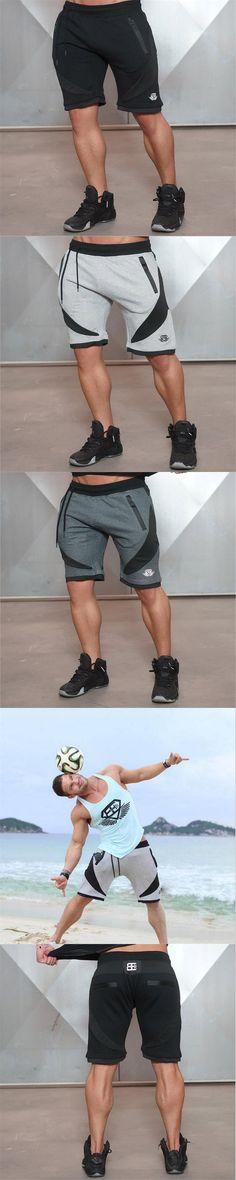 2016 summer New Brand clothing BE sporting Gyms shorts men fitness clothing shorts homme bodybuilding bermuda men shorts 2017