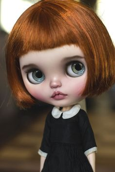 Gambit Movie, Doll Repaint, Custom Dolls, Blythe Dolls, Beautiful Dolls, Cupcake, Faces, Happiness, Queen