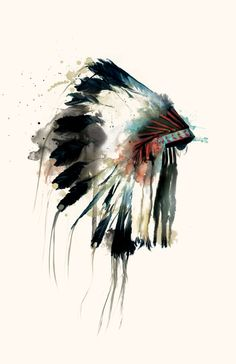 Headdress  / Amy Hamilton