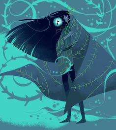 """luthien """"excuse me have you seen my boyfriend"""" tinuviel (by tosquinha via tumblr)"""