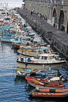 Amalfi Coast Docks