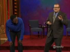 Whose line is it anyway - Hoedown - Weight - YouTube