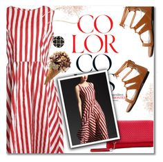 Color Codes by svijetlana on Polyvore featuring polyvore fashion style vintage clothing summerstyle striped polyvoreeditorial twinkledeals