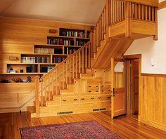 More book storage space! http://artsandcraftshomes.com/wp-content/uploads/2010/05/opener.jpg