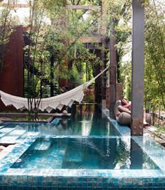 minus the hammock, as they're always disappointing