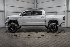 Toyota Tundra Trd Pro, Lifted Tundra, Toyota Tacoma, Lift Kits, Latest Cars, Monster Trucks, Bucket, Vehicles