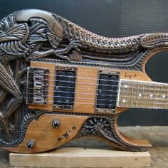 Coolest guitar ever!!!!!!