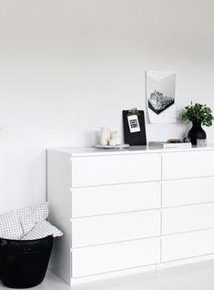 Neutral tones and simplicity Nordic design