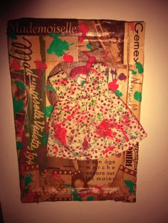 """Collection doll'cadre """"miss messy"""" by Julie PIERRE DIT LEMARQUAND"""