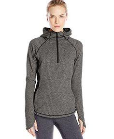 Lucy Women's Renegade Runner Half-Zip Hooded Pullover #sports
