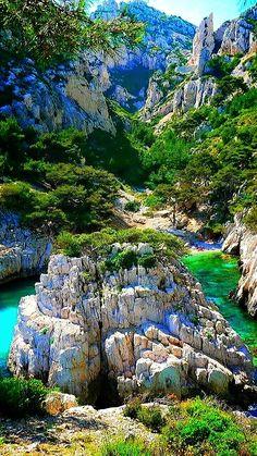 Parque National Park France