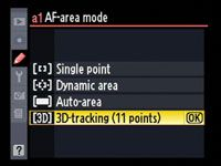 Nikon D90 Autofocus Area Mode | Daily Tips and Tricks for Digital Photography