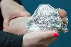 Aluminum Foil Use Treats Cold And Flu Symptoms Sciatica Symptoms, Flu Symptoms, Lush Mask, How To Heal Burns, Baking Soda Scrub, Smooth Feet, Sciatic Pain, Lush Products, Feet Care