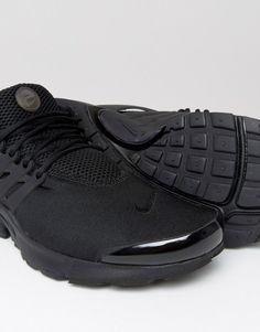 Nike | Nike Air Presto Trainers In Black 848132-009 at ASOS