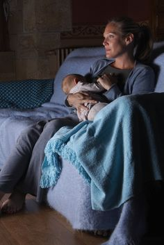 The Inner Dialogue Of A New Mom At Night