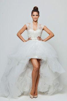 Top 10 rochii de mireasa Nicole Enea The Bride, High Low, Formal, Wedding Dresses, Style, Fashion, Preppy, Bride Dresses, Swag