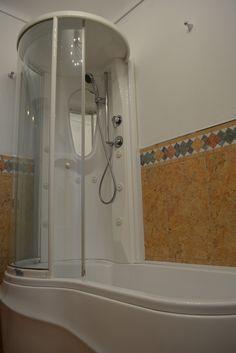 doccia idromassaggio