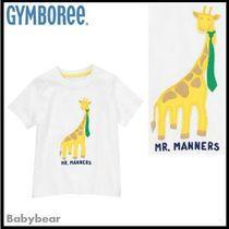 Gymboree【ジンボリー】きりりとしたキリン君半袖ティーシャツ