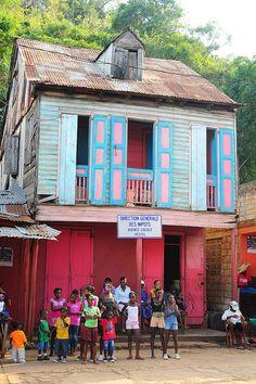 Tax Office in Pestel, Haïti,  by Luca Gargano