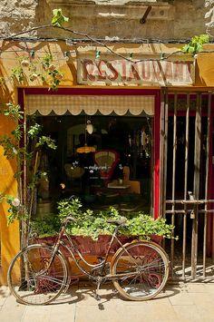 Saint Remy, Provence, France