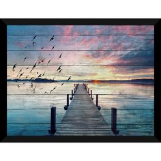Bring the relaxing outdoor escape to your Home with our new picturesque style of Wood Art. This Giclee Fine Art is printed onto medium-density fibreboard, using UV Ink on a large flatbed printer. Artw