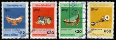 Myanmar ( Burma) Stamps